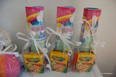 rainbow party loot bag