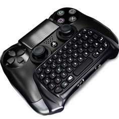 Amazon #DealsOfDay - $17.98 Donop® Wireless Bluetooth Keyboard for Ps 4,mini Qwerty Chat Pad Chatpad Keypad Text Messenger Gamepad Adapter for Sony Play Station Ps 4 Game Gaming Joypad Controller Console Includes Donop® Black Wristband [ Ps4 ]: Computers & Accessories #Sales - http://go.shr.lc/1lUj1Tb @OhReviewsDeals - USA❤️Daily Deals & Sale