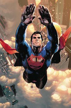 Action Comics - Superman: The Man of Steel flies over The Daily Planet Batman Vs Superman, Mundo Superman, Superman Action Comics, Superman Artwork, Superman Man Of Steel, Superman Family, Marvel Comics, Hq Marvel, Arte Dc Comics