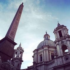 La Leggenda della fontana di Piazza Navona|Roma