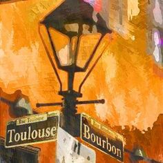 Corner of Toulouse & Bourbon New Orleans  #FrenchQuarter #historic #NewOrleans #Louisiana #NewOrleansLouisiana #landmark #historicdistrict #colouredpencils #pencildrawing #drawing #funwithfamily #sightseeing #holiday #vacation #changes #largefamily #bigfamily #13children #enjoyinglife #photograph #photo #picture #instagrammers #instamood #tweegram #webstagram #statigram #instabeauty #instagram #MyLifeonFilm by my_life_on_film