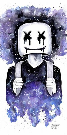 Marshmello Wallpapers - Here you will find various marshmallo wallpapers Ombre Wallpaper Iphone, Graffiti Wallpaper Iphone, Joker Hd Wallpaper, Hacker Wallpaper, Avengers Wallpaper, Music Wallpaper, Naruto Wallpaper, Galaxy Wallpaper, Cartoon Wallpaper