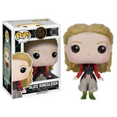 Funko Pop! Disney: Alice Through the Looking Glass, Alice Kingsleigh, Multicolor