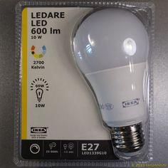IKEA 102.662.21 E27 LED1339G10