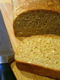 Multi-Grain Sandwich Bread from bakingbites.com