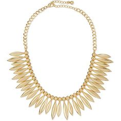 Jules Smith Tribal Statement Necklace