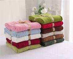 Alibaba グループ | AliExpress.comの 毛布 からの   180*200センチ高品質固体スレッド毛布タオル毛布綿ニット毛布上ソファ/ベッド使用11色 特長カラー: 11色をご用意素材:ポリエステル&コットンサイズ:約180*200センチ。 中の 180*200センチ高品質固体スレッド毛布タオル毛布綿ニット毛布上ソファ/ベッド使用11色