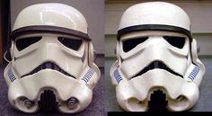 "Star Wars: Original ""The Empire Strikes Back"" Stormtrooper Helmets"