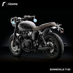 Rizoma Accessory Line for TRIUMPH® Bonneville T120