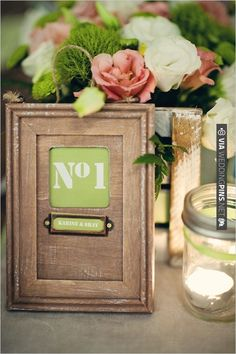 table number ideas | CHECK OUT MORE IDEAS AT WEDDINGPINS.NET | #wedding