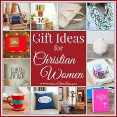 Gift Ideas for Christian Women