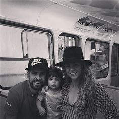 Shakira and her family are ADORABLE
