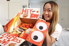 Welcome to my first post/pin!  I've created this board for spouses who are looking for inspiration for making deployment care packages for their loved ones. Go watch my YouTube video on how I made this Halloween Care Package! Thank you. :)
