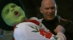 #TheMask1994  Stanley & I forgot his name, this part xDD..