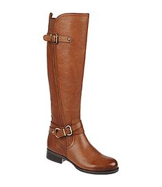 Naturalizer Juletta WideCalf Boots #Dillards