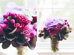 bride2be:  by Anthomanic i love bouquets with cockscomb in them! i've been following anthomanic on facebook for a while, they have some truly amazing floral arrangements.