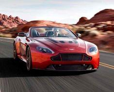 2015 Aston Martin V12 Vantage S Roadster HD Wallpaper