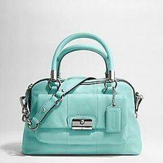 Tiffany blue handbag....someone must get this for me.....please