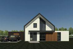 Nieuwbouwwoning Afferden | Druten - Ontwerp van AL architecten BNA voor een nieuw te bouwen vrijstaande woning in Plan De Pas, Afferden.