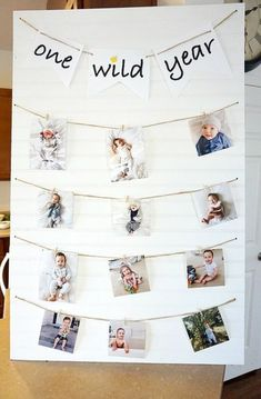 diy birthday party Wild One Birthday Party: Where the Wild Things Are Cake, Decor and More! Wild Things is one of the hottest trends in birthday parties. Check out these amazing wild things ideas and wild one birthday party inspiration to share today. Baby Birthday Decorations, Boys First Birthday Party Ideas, Baby Boy 1st Birthday Party, Birthday Themes For Boys, Birthday Sweets, Twin First Birthday, First Birthday Cookies, Birthday Diy, Themed Birthday Parties