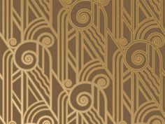 Art Deco wallpaper on Pinterest | Art Deco Pattern, Deco and Art deco