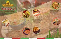 #espaciohonduras Diseños de menús Para restaurantes de comida mexicana para mas información visitar el siguiente Link: http://www.espaciohonduras.net/disenos-de-menu-comida-mexicana-coleccion-1