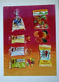 Seres Oy:n makeisia myyntikuvastosta vuodelta 1967.  http://hopeapeili.blogspot.fi/2014/05/namia.html