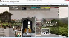 Colocamos online o sítio na internet da Casa Valxisto – Country House, na versão portuguesa. Convidamos todos os nossos amigos e clientes a visitar-nos através do endereço: www.valxisto.pt Country, Desktop Screenshot, Internet, Shades, Houses, Amigos, Rural Area, Country Music