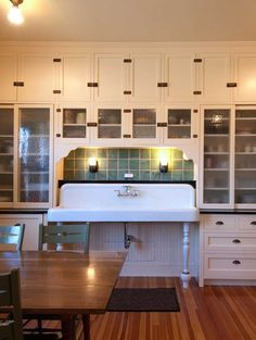 1910 arts and crafts kitchen pictures - Google Search
