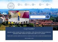Webová stránka projektu GUIDILO