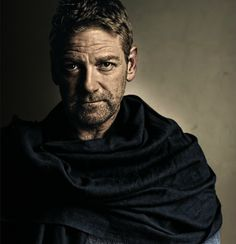 Kenneth Branagh as Macbeth.