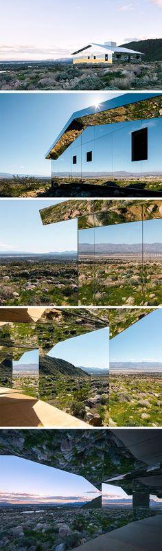 The Mirage by Doug Aitken.