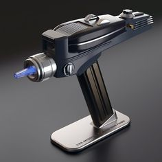 Star Trek Original Phaser Universal Remote Control at Firebox.com