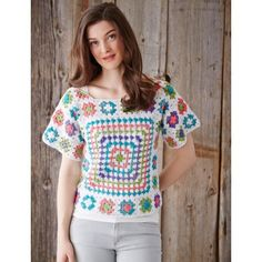Boho Pullover Extra-Small to 4/5 X-Large