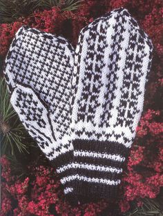 "Photo from album ""Norske Luer - Norske Votter"" on Yandex. Knit Mittens, Views Album, Yandex, Knitting, Tricot, Breien, Knitting And Crocheting, Crochet, Cable Knitting"