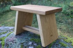 Step Stool Wooden Chair For Kids Rustic Stool Bathroom от Woodber #woodworkingforkids