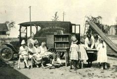 Library Bus. Marysville, OH