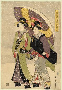 UKIYO - E......BY EIZAN...1820....ON LIVE JOURNAL....