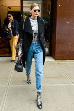 Tracking the it girl's most stylist off-duty looks: