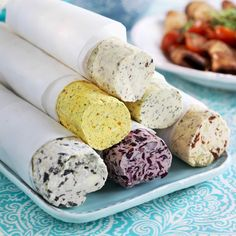 Sex kryddsmör till grillat Kitchen Corner, Spice Blends, Side Dishes, Grilling, Bbq, Recipies, Spices, Ice Cream, Keto