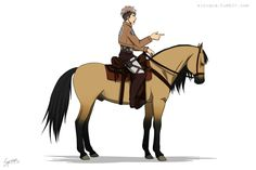 http://racy-riren.tumblr.com/page/10 Jean, it's very rude to ride yourself.<<<first off, ew that sounds wrong and secondly I am not a horse