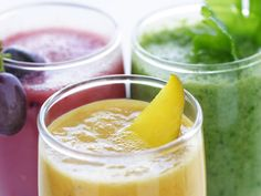 4 Delicious Recovery Smoothies: Chocolate & Banana Smoothie Antioxidant Berry Boost Pumpkin Pie Smoothie Morning Smoothie