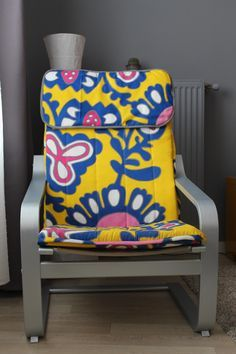 Cover a poang chair