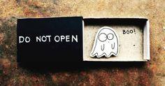 Artist Creates Little Matchbox Greeting Cards With Hidden Messages Inside | Bored Panda