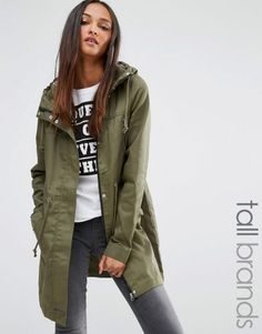 Discover Fashion Online | Fashion | Pinterest | Parka coat, Parka ...