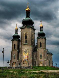 Slovak Catholic Church of The Transfiguration
