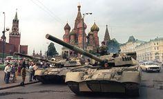 1991 Soviet coup d'etat attempt August Coup/August Putsch. Августовский путч 25 years (19-08-1991, 19-08-2016)