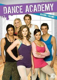 Jordan Rodrigues & Xenia Goodwin & Cherie Nowlan & Jeffrey Walker-Dance Academy: Season 1, Volume 1