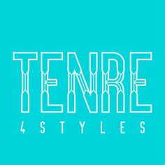 TENRE font by Jacopo Severitano, via Behance