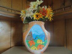 Hummingbird Vase by TnCCeramics on Etsy, $45.00